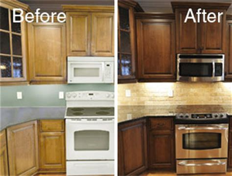 change kitchen cabinet color how to fix yellowing maple cabinets n hance nw calgary