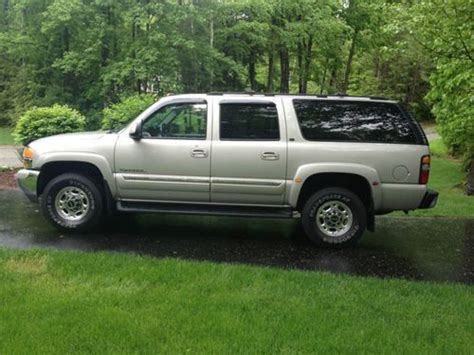 how make cars 2004 gmc yukon xl 2500 spare parts catalogs sell used 2004 gmc yukon xl 2500 slt 4x4 in indianapolis indiana united states