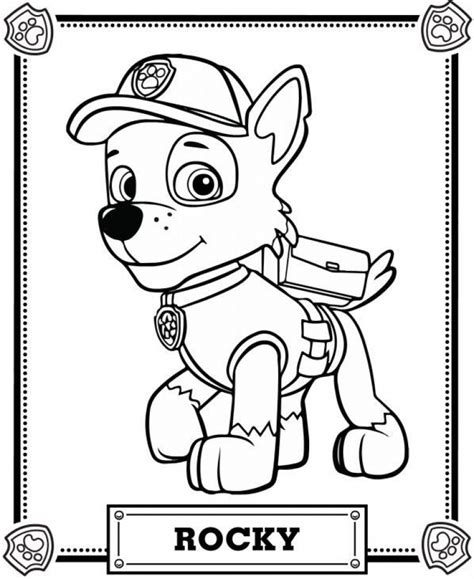 paw patrol valentine coloring page get this paw patrol coloring pages for kids 51842