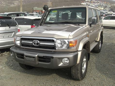 Toyota Land Cruiser 2012 2012 Toyota Land Cruiser Photos 4 2 Diesel Manual For Sale