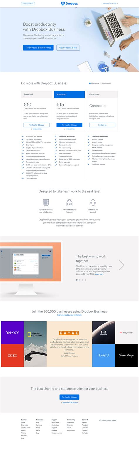 dropbox homepage ux timeline dropbox back to the past