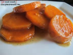 candied yams side item recipes pinterest