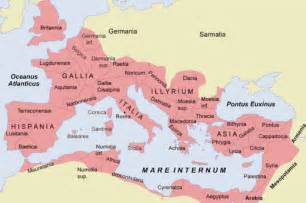 Roman empire at its peak from biblestudy org