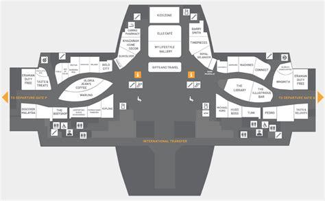 layout plan of klia2 klia2 layout plan malaysia airport klia2 info
