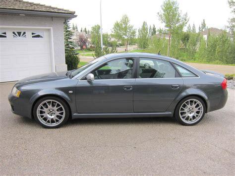 Audi Tt For Sale Edmonton 2004 Audi Rs6 In Edmonton 35k Audi Forum Audi