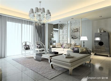 neoclassical interior design ideas 新中式屏风 图片大全