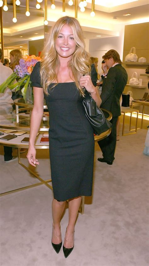 Cat Deeley At The Opening Of The Place Store Wearing Chanel by Cat Deeley Photos Photos Opening Of Smythson Beverly