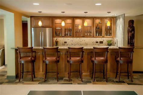 Basement Bar Design Plans Rustic Basement Bar Design Ideas Your Home