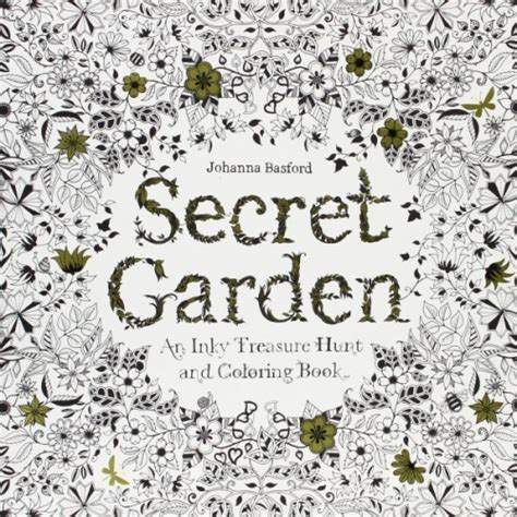 secret garden coloring book canada feeling stressed there s a coloring book for that mpr