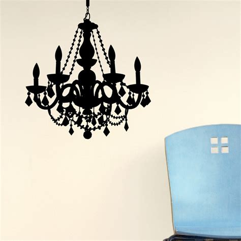 Chandelier Stickers Francis 3 Hurricane Set Need To Deco And Small Dining