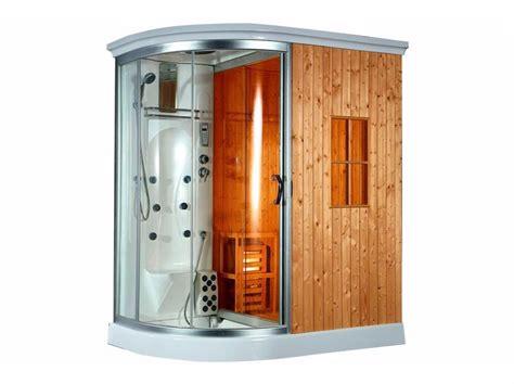 box doccia sauna bl 612 box doccia con idromassaggio by luxury