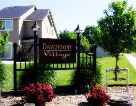 Longview Apartments Boise Davenport Riverside Management Company