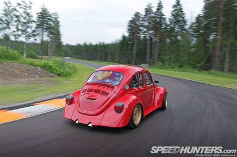 bmw volkswagen bug a beetle that thinks it s a bmw speedhunters