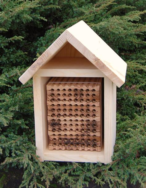Bee House by Newsletter 19 A L Feed And Pet Supply