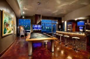 U Shaped Floor Plans With Courtyard 20 mind blowing billiards room designs