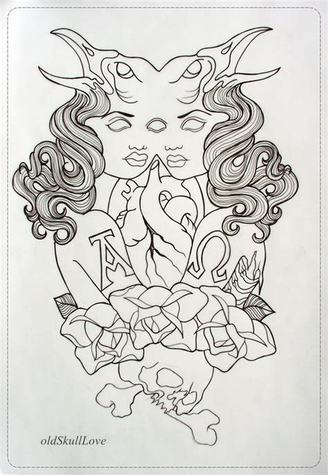 tattoo outline designs free images