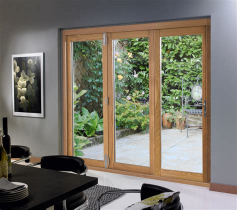3 Panel Sliding Glass Door by Sliding Patio Doors Adding To Your Home Garden