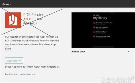 mobile pdf reader windows 10 mobile microsoft killt den pdf reader zum 1