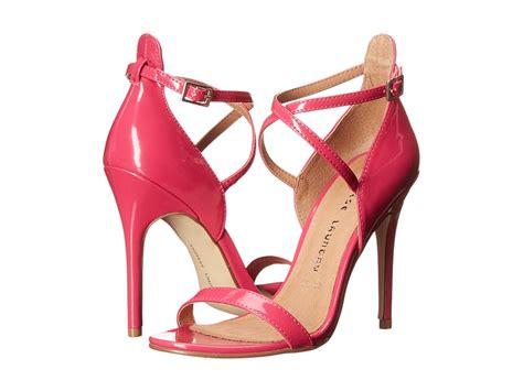 Promo Diskon Sandal Wedges Bunga Pink Wedges High Heels Flower Pink F laundry shoes on buyfantasticshoes