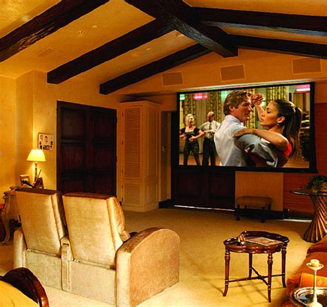 theater bedroom 7 awesome bedroom home theater setups hooked up installs