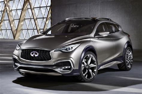 infiniti nissan 2016 2016 infiniti qx30 concept price styling changes