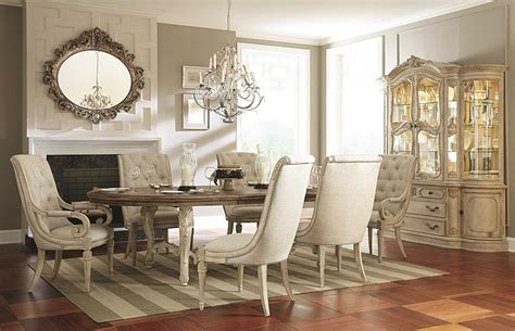 jessica mcclintock dining room set american drew jessica mcclintock boutique dining set