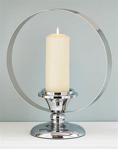 stand kerzenleuchter circle stand candle holder oxendales