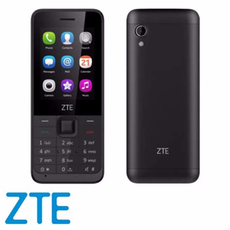 Hp Zte G Brand New Sealed With Warranty 3g Zte F327s Mobile Hp Phone With Earpiece Bluetooth Flash