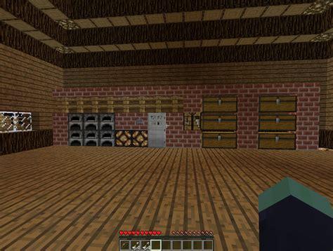 Kitchen Items Minecraft Beginning House And Items For Minecraft 1 2 5 Minecraft