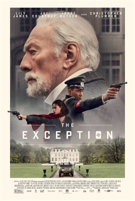 The Exception the exception 2017 poster 1 trailer addict