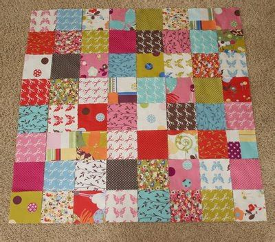 Charm Pack Quilt Tutorials by Charm Pack Baby Quilt Tutorial Shannon