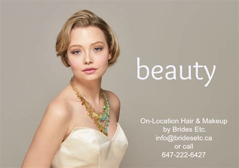 Wedding Hair And Makeup Artist Toronto by Wedding Hair And Makeup Artists In Toronto Brides Etc