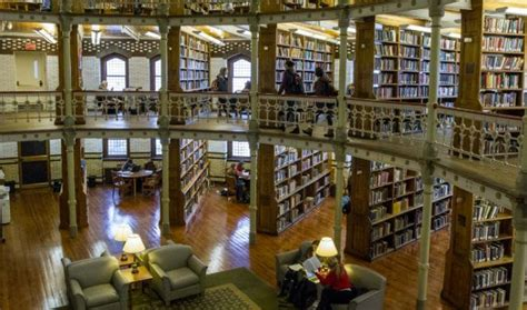 most beautiful library in every us state business insider these are the most beautiful university libraries in america