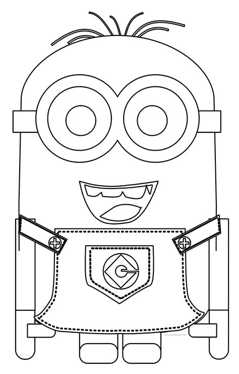 minions coloring pages happy birthday happy birthday minion pages coloring pages