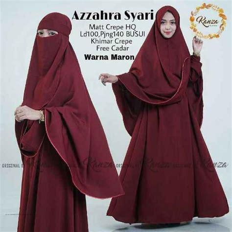 Supplier Baju Rafisha Syari 02 Hq jual baju muslim azzahra syari grosir baju muslim pakaian wanita dan busana murah