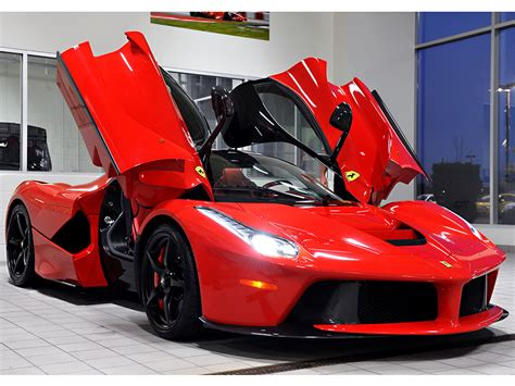 Ferraris Pictures How To Earn The Right To Buy Ferrari S Most Exclusive