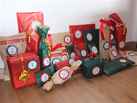 Calendrier Cadeau Calendrier De L Avent Cadeaux Helvia Co