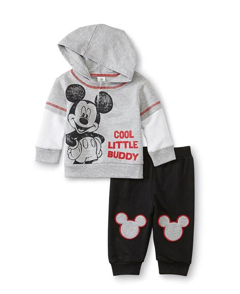 Hoodie Mickey Boy Cloth mickey mouse sweaters for toddlers