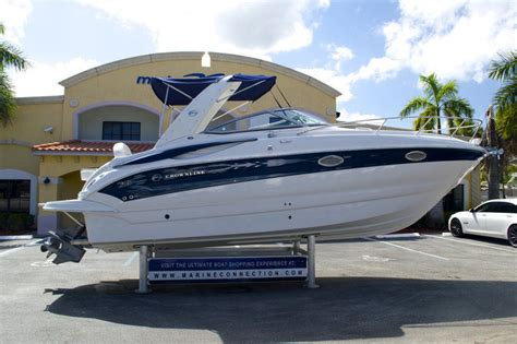 public boat r west palm beach crownline 270 cr cruiser boat for sale from usa