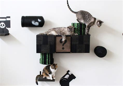 Mario Cat Shelf by Mario Cat Shelf 2018 Cats