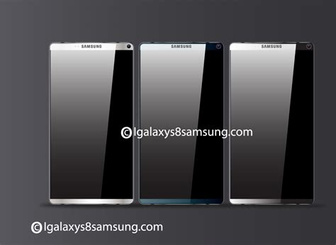 Samsung S8 3 samsung galaxy s8 to feature a 6 2 quot 4k display what the