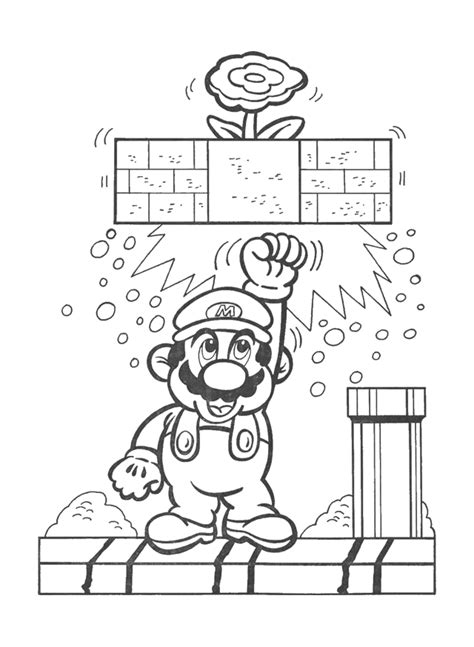 old nintendo controller coloring pages coloring pages