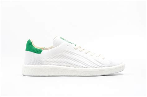 Adidas Stan Smith Primeknit 1 adidas stan smith primeknit white bb0013 footdistrict
