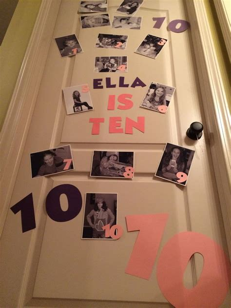 How To Decorate Your Bedroom Door by Best 25 Digit Birthday Ideas Ideas On