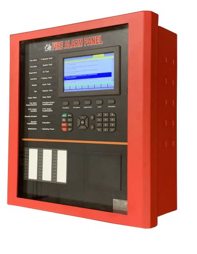 addressable fire alarm system multron systems pte