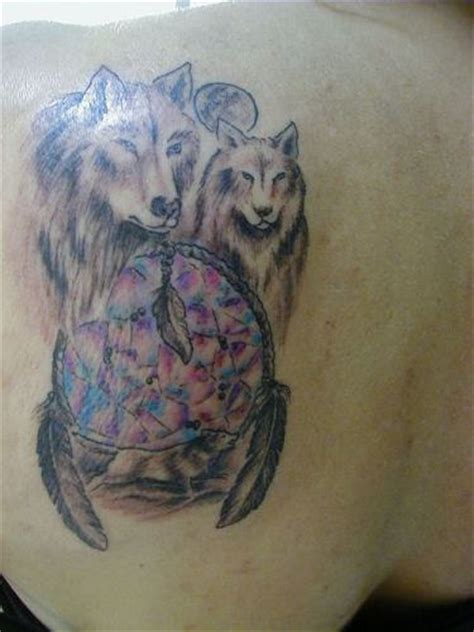 wolf butterfly tattoo designs tattoos new wolf designs
