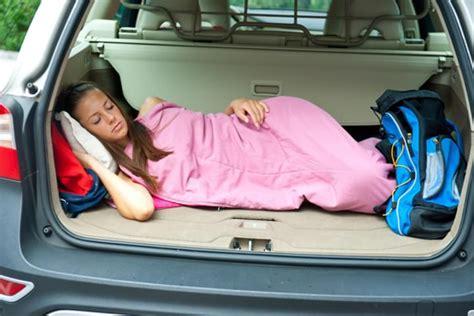 Im Auto Schlafen by Schlafen Im Auto Oder Nicht