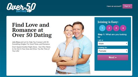 best dating for 50 dating 50