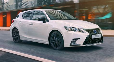 lexus ct 2019 2019 lexus ct 200h arrives with new grades and