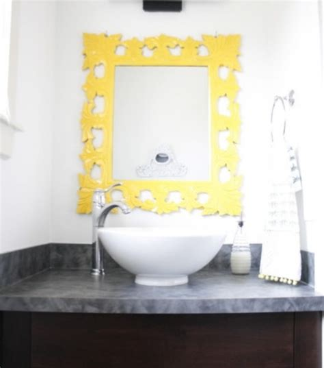 yellow bathroom decorating ideas 37 sunny yellow bathroom design ideas digsdigs